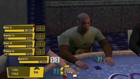 World Championship Poker: Featuring Howard Lederer - All In