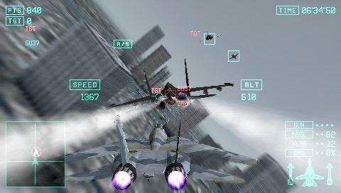 Ace Combat: Joint Assault
